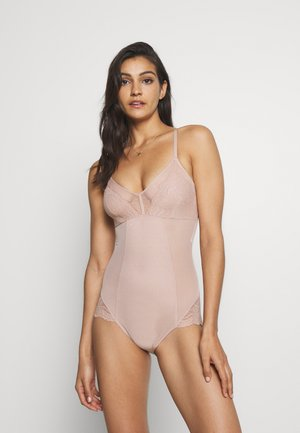 SPOTLIGHT ON PANTY - Body - champagne beige