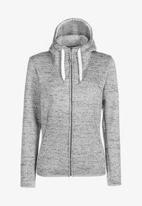 Mammut - CHAMUERA - Fleece jacket - grey - 4