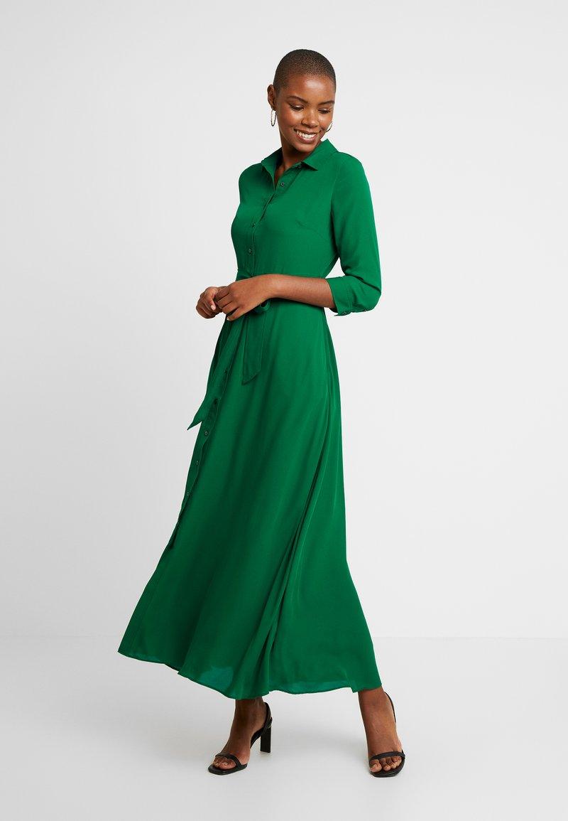 Banana Republic - SAVANNAH DRESS - Robe longue - luscious green