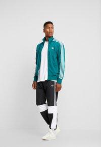 adidas Originals - FIREBIRD ADICOLOR SPORT INSPIRED TRACK TOP - Training jacket - noble green - 1