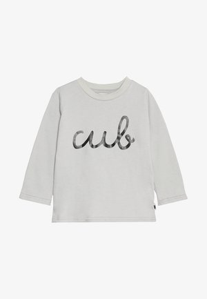 BABY CUB LONG TEE - Long sleeved top - grey marl
