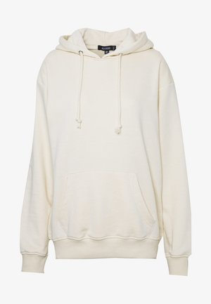 BASIC HOODY - Sweat à capuche - beige