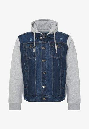 HUDSONBLUE - Veste en jean - blue/grey
