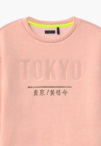 IKKS - TOKYO SIDE ZIP DETAIL - Denní šaty - rose poudré - 2