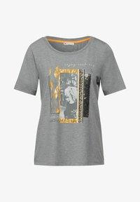 Street One - Print T-shirt - grau - 3