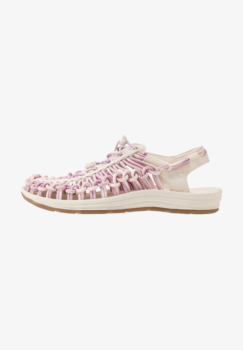 Keen - UNEEK - Walking sandals - birch/dawn pink