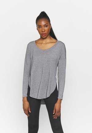 BREATHE - Long sleeved top - heather grey