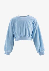 DeFacto - Sweatshirt - blue - 0