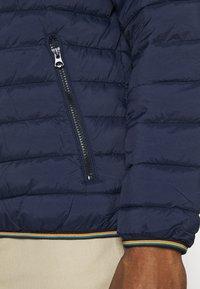 Superdry - MOUNTAIN PADDED JACKET - Winter jacket - atlantic navy - 5