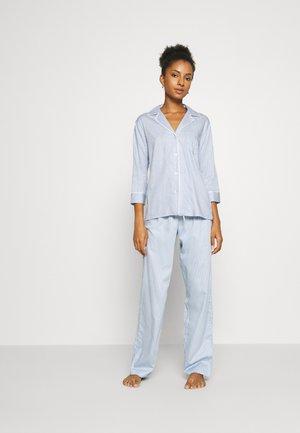 LONG - Pyjamas - blue
