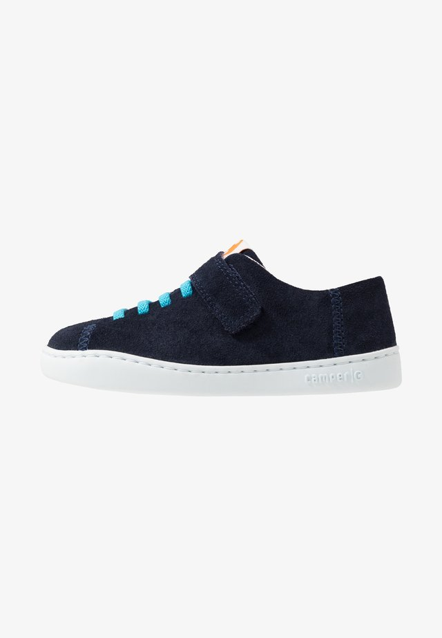 PEU TOURING - Sneakers laag - navy
