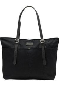 DreiMaster - DREIMASTER SHOPPER - Shopping bag - schwarz schwarz - 0