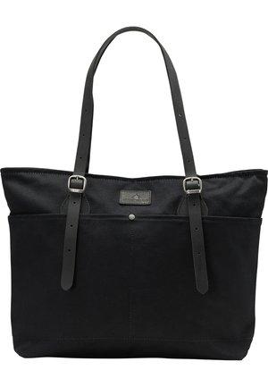 DREIMASTER SHOPPER - Tote bag - schwarz schwarz