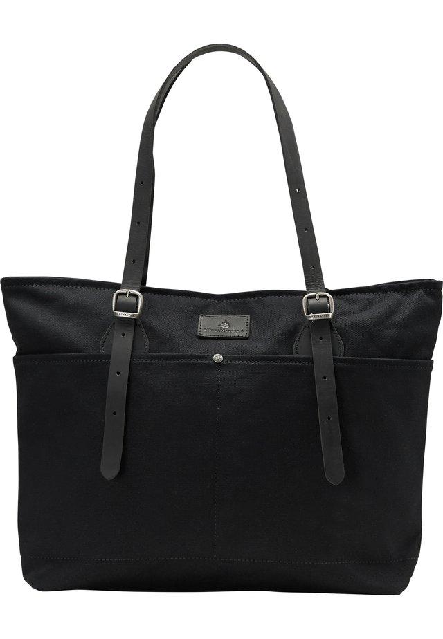 DREIMASTER SHOPPER - Velká kabelka - schwarz schwarz