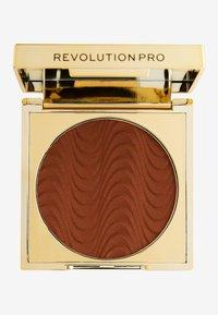 Revolution PRO - CC PERFECTING PRESSED POWDER - Powder - dark - 0