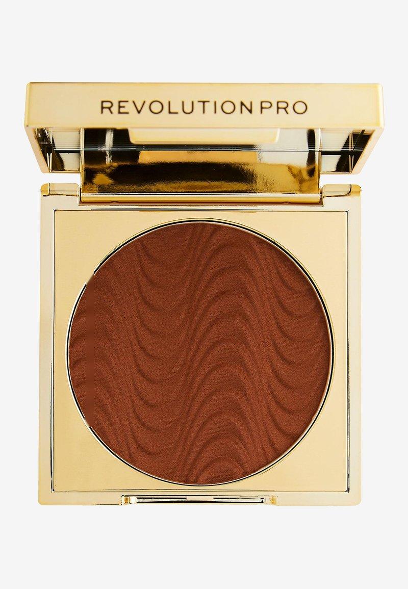 Revolution PRO - CC PERFECTING PRESSED POWDER - Powder - dark