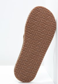 Reef - SMOOTHY - Varvassandaalit - bronze brown - 4