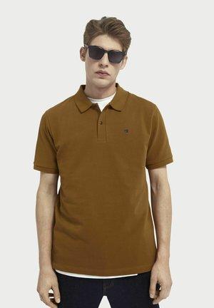 Polo shirt - nutmeg