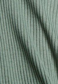 Esprit - CARDI - Cardigan - dusty green - 6
