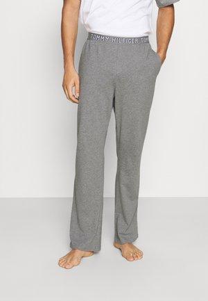 PANT - Pyjamahousut/-shortsit - medium grey heather