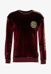Glorious Gangsta - VONGA CREW - Sweatshirt - burgundy