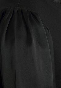 JDY - JDYMAGGIE MIX - Top sdlouhým rukávem - black - 7