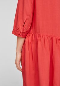 QS by s.Oliver - Shirt dress - red - 6