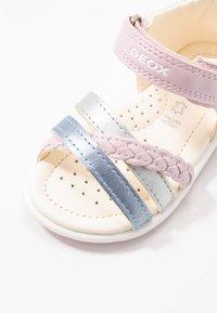 Geox - VERRED - Sandaler - pink/multicolor - 2