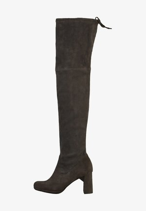 MERLE - Over-the-knee boots - grey