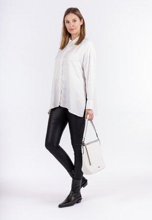 BEUTEL EILEEN - Handbag - off-white