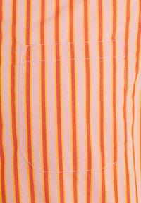 Scotch & Soda - LIGHTWEIGHT STRIPED SHIRT - Shirt - orange - 2