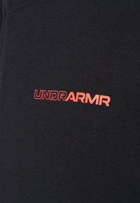 Under Armour - Zip-up hoodie - black - 5