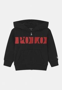 Polo Ralph Lauren - HOOD - Zip-up hoodie - polo black - 0