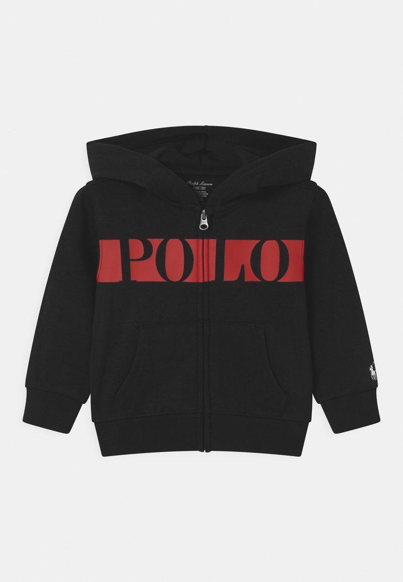 Polo Ralph Lauren - HOOD - Zip-up hoodie - polo black