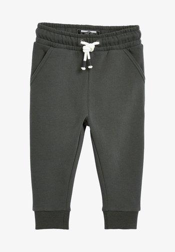 Teplákové kalhoty - gunmetal