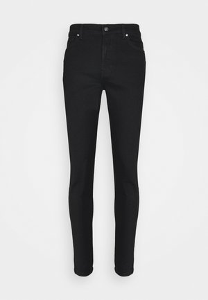 SKINNY FIT - Jeansy Slim Fit - black