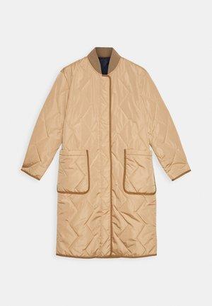 ATLEY - Zimní kabát - tan