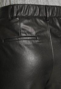 Opus - MILLI - Kalhoty - black - 3