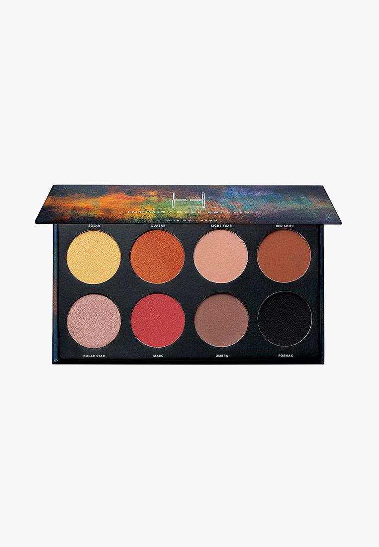 LH cosmetics - INFINITY DEEP PALETTE - Lidschattenpalette - multi-coloured