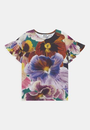 RAYAH - T-shirt print - pink