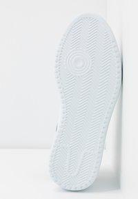 Noclaim - GALA - Sneakers laag - bianco/glass nero - 6