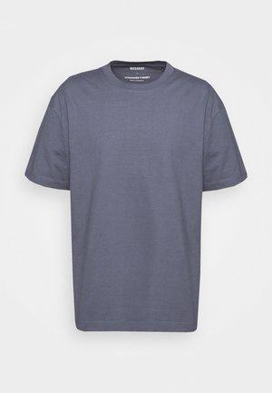 OVERSIZED  - Basic T-shirt - blue