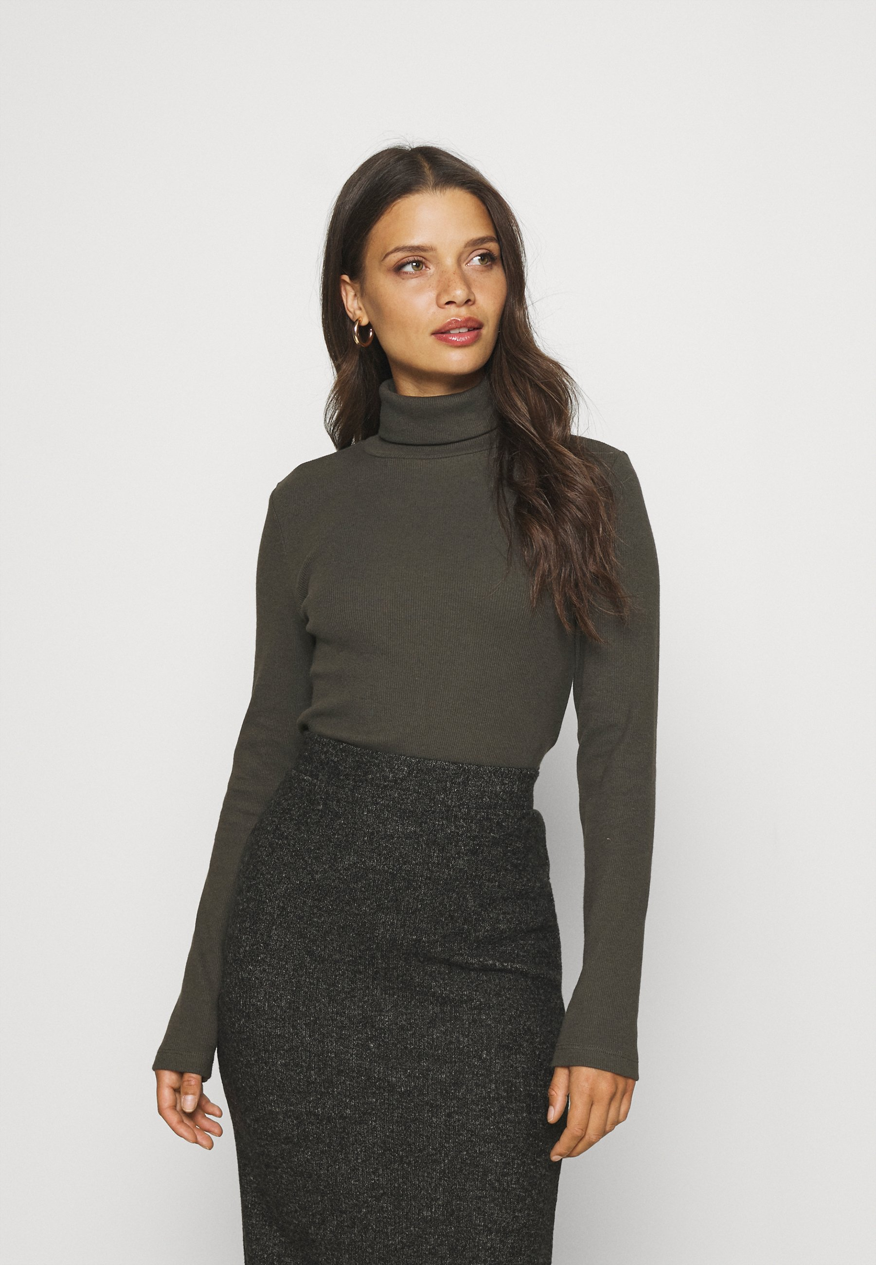 Femme PCANNA ROLL NECK - Pullover