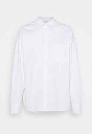 MEJA FANCY SHIRT - Skjorte - white solid