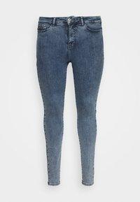 JRZERO ABRIZ - Skinny džíny - light blue denim