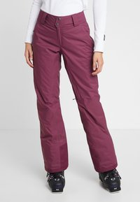 Patagonia - INSULATED SNOWBELLE PANTS - Snow pants - light balsamic - 0