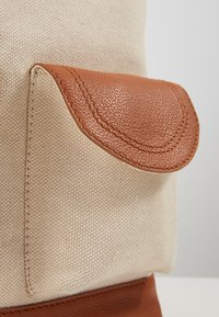 Anna Field - LEATHER/COTTON - Reppu - cognac - 5