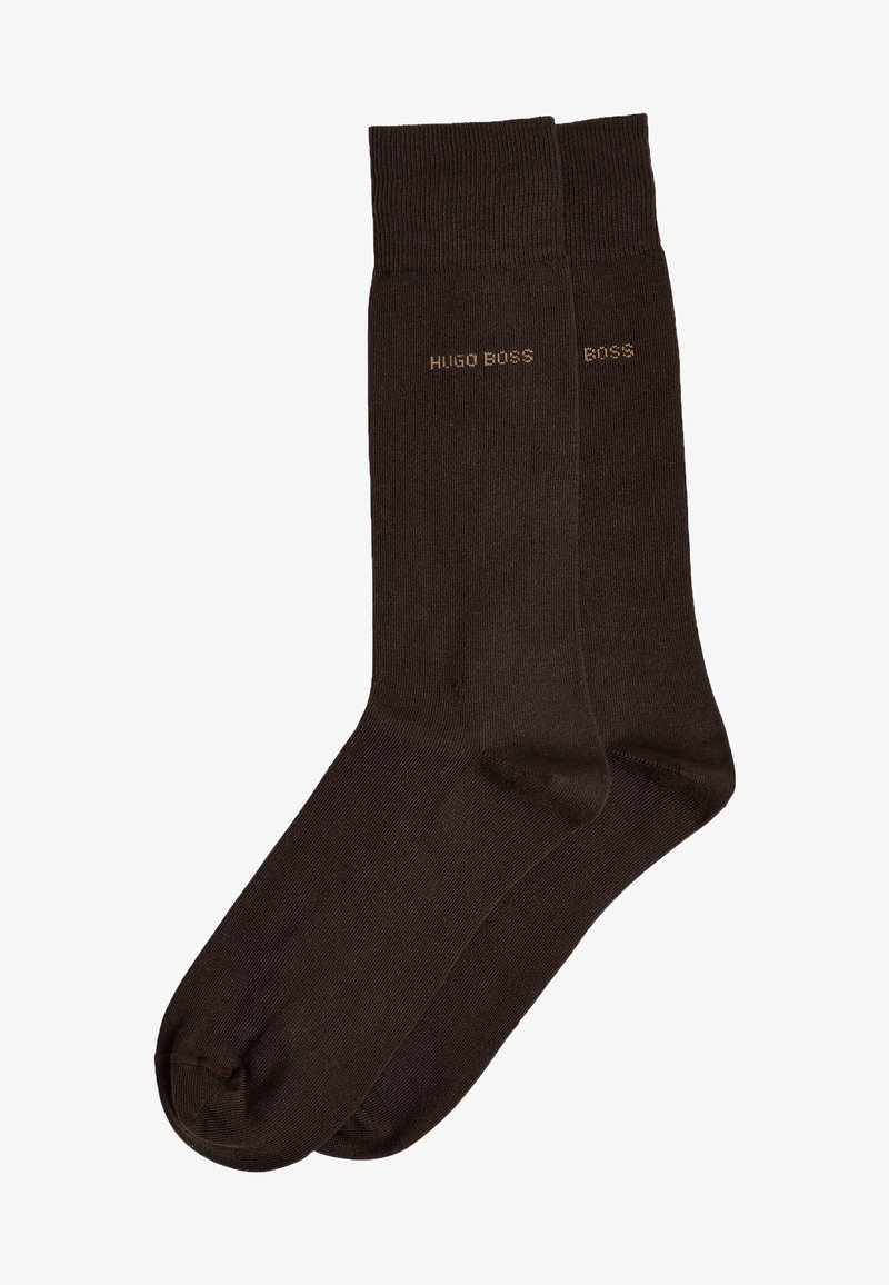BOSS - 2 PACK - Socks - dark brown