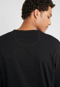 DRYKORN - YOSHI - Long sleeved top - black - 5