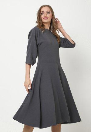 RAMONA - Day dress - dunkelgrau